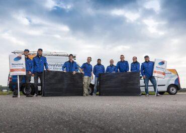 Koolen Industries' dochterbedrijf Energy Experience Group neemt zonnepaneel bedrijf NovaVolt over
