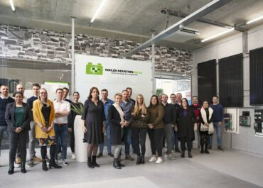 Koolen Industries bedrijf Energy Experience Group verandert naam, als onderdeel van holistische strategie