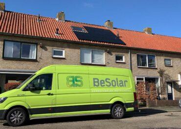 Koolen Industries Solar neemt meerderheidsbelang in zonnepaneel installatiebedrijf BeSolar